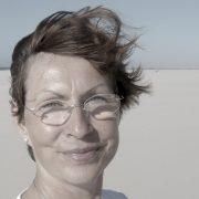 Sabine Seelbach auf der Insel Juist | Foto: Ulrich Seelbach