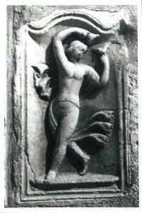 Mänade aus Tiffen | Photonachlass Leber, Karton II, (c) Renate Lafer