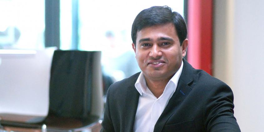 Portraitfoto von Muhammad Zubair