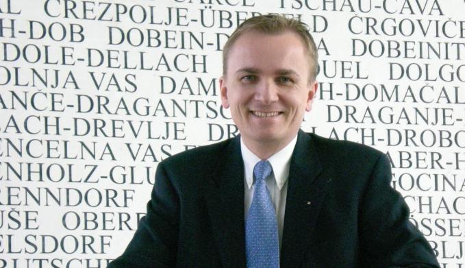 Studienprogrammleiter Gernot Mödritscher