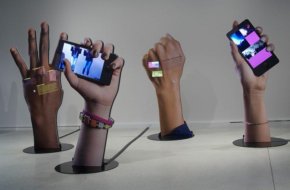 Handyfilme. Jugendkultur in Bild und Ton | Foto Florian Wegelin