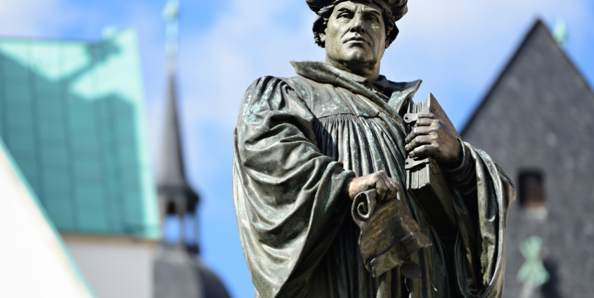 Martin Luther | Foto: AVTG/Fotolia.com