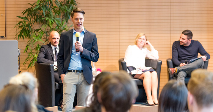 Karrierewege in der Wirtschaft | Foto: aau/Stabentheiner