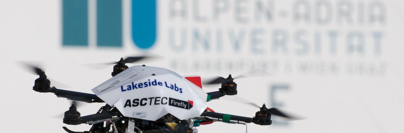 Drohnen | Foto: aau/Lakeside Labs