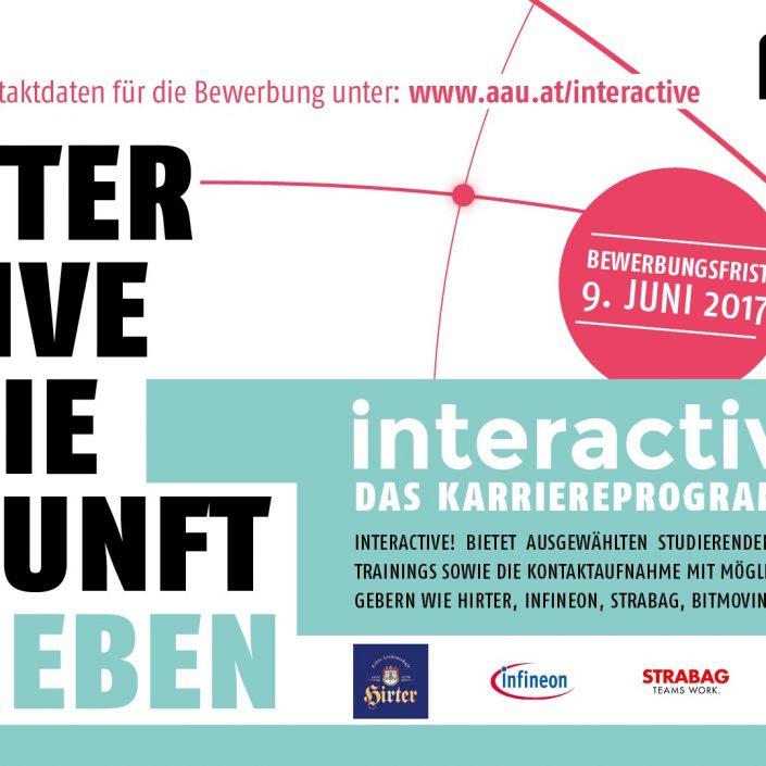 Karriereprogramm interactive! 2017/2018