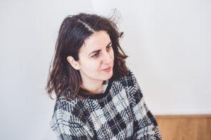 Tanja Šljivar (Quelle: https://www.mqw.at/blog/bosnien-ist-fuer-mich-ein-mythischer-ort/)