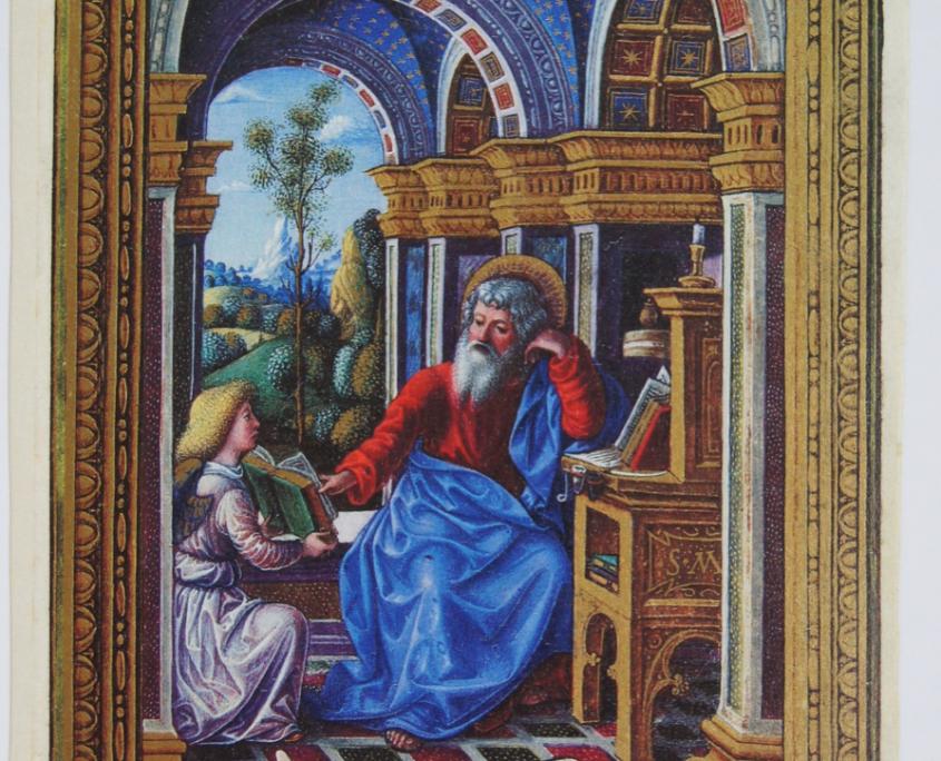 Der Heilige Matthäus