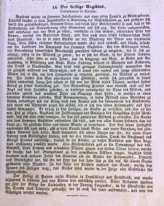 Österreichischer Universal Kalender Seite 29