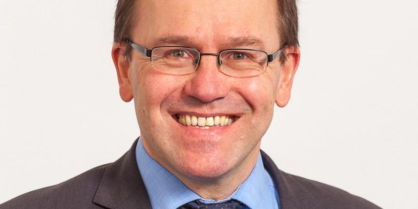 Präsident Klement Tockner | Foto: Martin Lusser/FWF