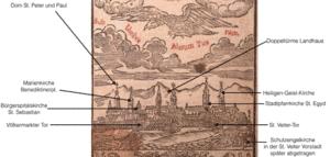 Neuausgefertigter Haus und Schreibkalender I ES 18351 Kirchen