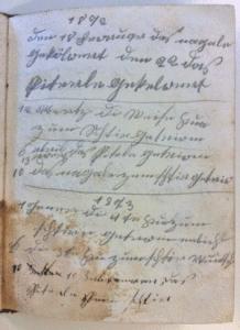 Neuausgefertigter Haus und Schreibkalender I ES 18351 Schreibkalender