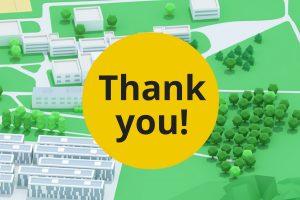 Thank you | Kampagne Wir machen die AAU reicher