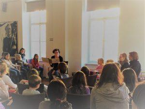 """Kinderliteraturveranstaltung: Mitmachlesung aus dem Buch """"Was wäre wenn"""" von Peter Turrini mit Sabine Kristof-Kranzelbinder"""