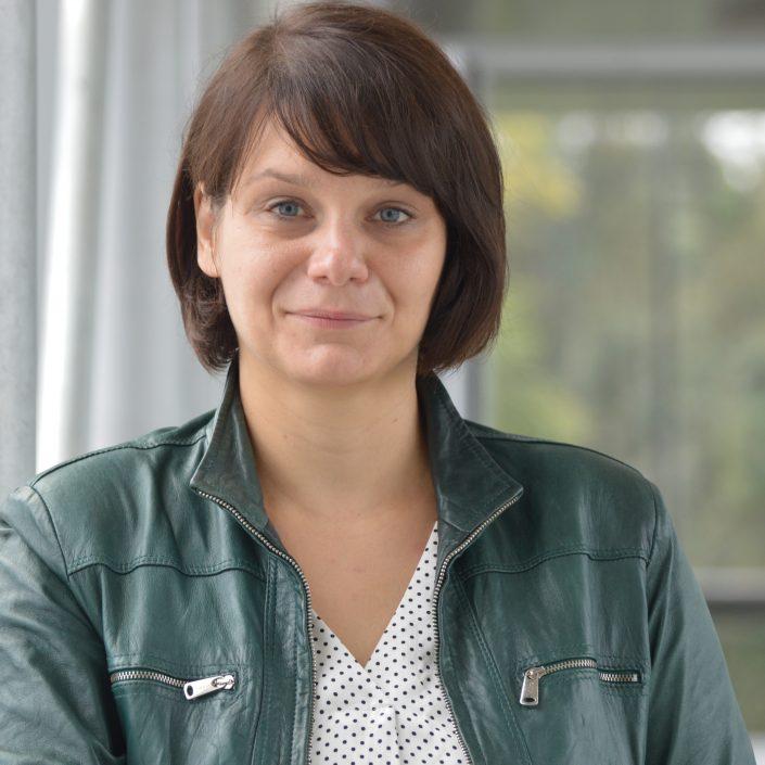 Irina Andreitz   Foto: aau/Müller