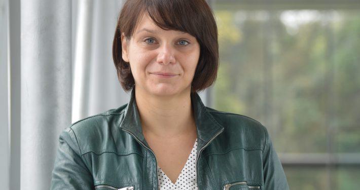 Irina Andreitz | Foto: aau/Müller