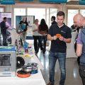 3D-Drucker beim Tag der offenen Tür 2017| Foto: aau/Hoi