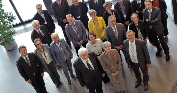 Die Präsidien der deutschen, schweizerischen und österreichischen Rektorenkonferenzen tagen in Klagenfurt | Foto: aau/Müller