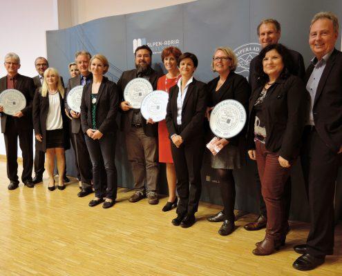 Titelverleihung Kooperationsschule der AAU | Foto: aau/Romy Müller