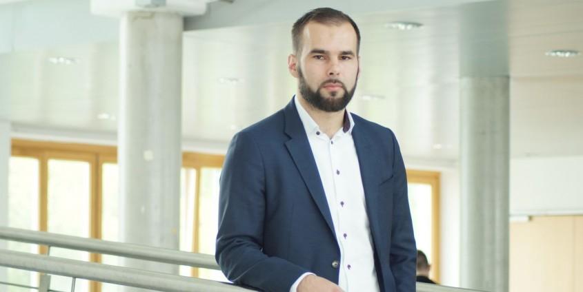 Šehad Draganović | Foto: aau/Müller