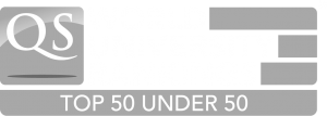 Logo QS Ranking: Top 50 under 50