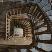 Alte Treppe | Foto: agcreativelab/Fotolia