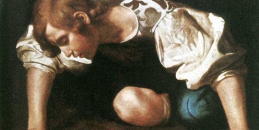 Caravaggios Narziss | Foto: Friedrich-Interfoto-picturedesk.com Gemälde von Michelangelo Merisio da Caravaggio (um 1562 - 1609)