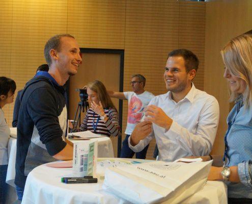 Kick-off Karriereprogramm interactive!   Foto: aau/LK