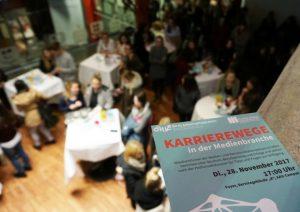 Karrierewege in der Medienbranche | Foto: Öh/Jahny