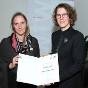 Michaela Pötscher-Gareiß und Iris Rauskala (v.l.n.r.) | Foto: Willy Haslinger