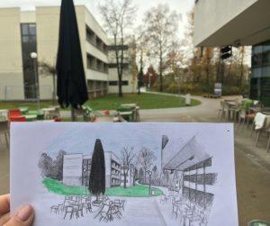 AAU-Campus | Foto: Alexandra Baciu