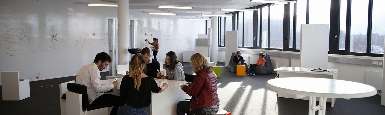 inspire! Lab: Raum für Kreativität, Ideen und Innovationen | Foto: aau/iug