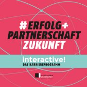 Karriereprogramm interactive! Sticker