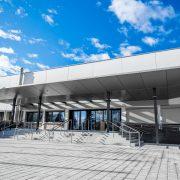 Neuer Haupteingang der AAU | Foto: aau/Daniel Waschnig