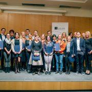 Karriereprogramm interactive! Abschlussfeier 2017/18. TeilnehmerInnen | Foto: Christina Supanz