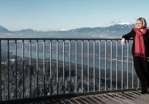 Anke Bosse für ad astra | Foto: aau Daniel Waschnig