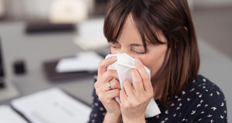 Krankheit und Arbeit