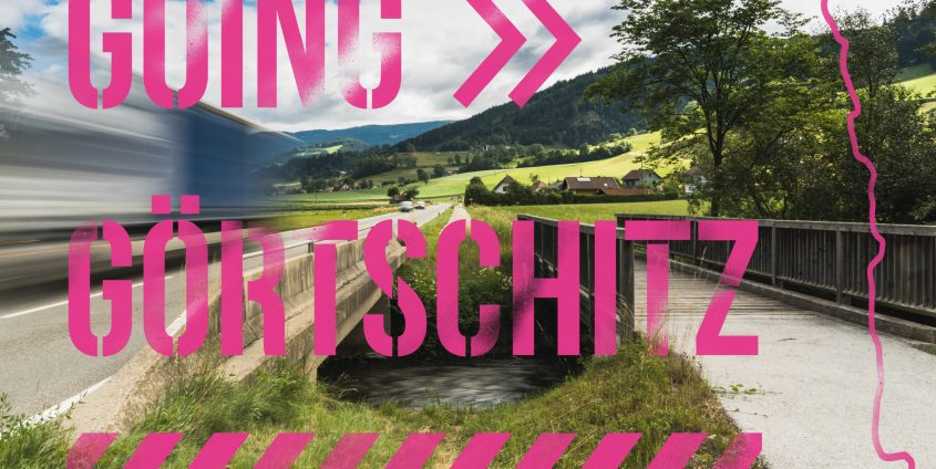 Going Görtschitz A4 Logo+ Straße