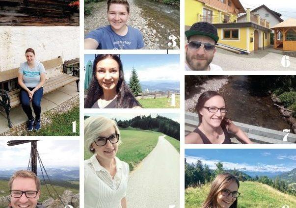 Selfies aus dem Görtschitztal | Fotos: Fotos privat