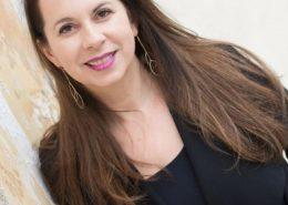 Porträt der Schriftstellerin Isabella Straub