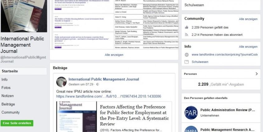 Screenshot IPMJ Facebook, photo: Korac S.