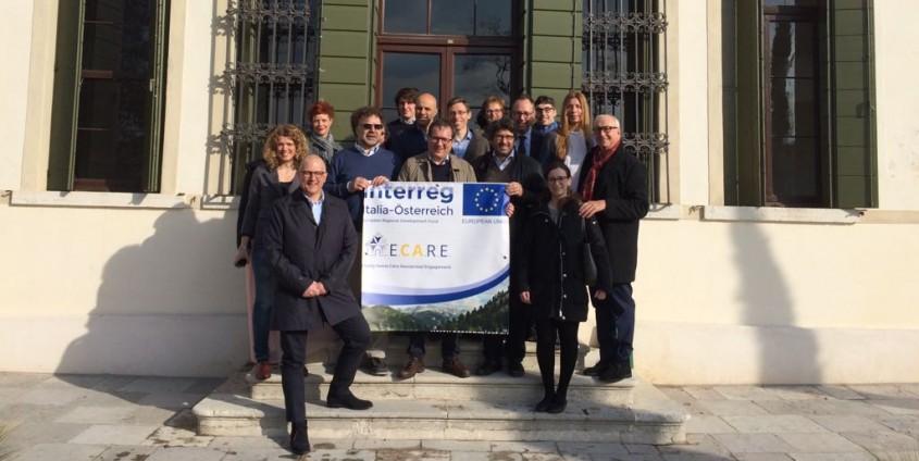 ECARE Project-Kick-Off Treviso, photo: Sicher C.