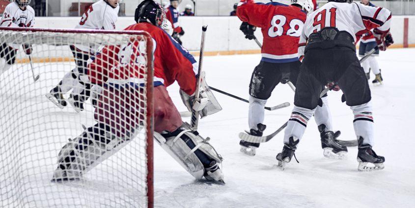 Eishockey | Foto: Alexander Lupin/Fotolia.com