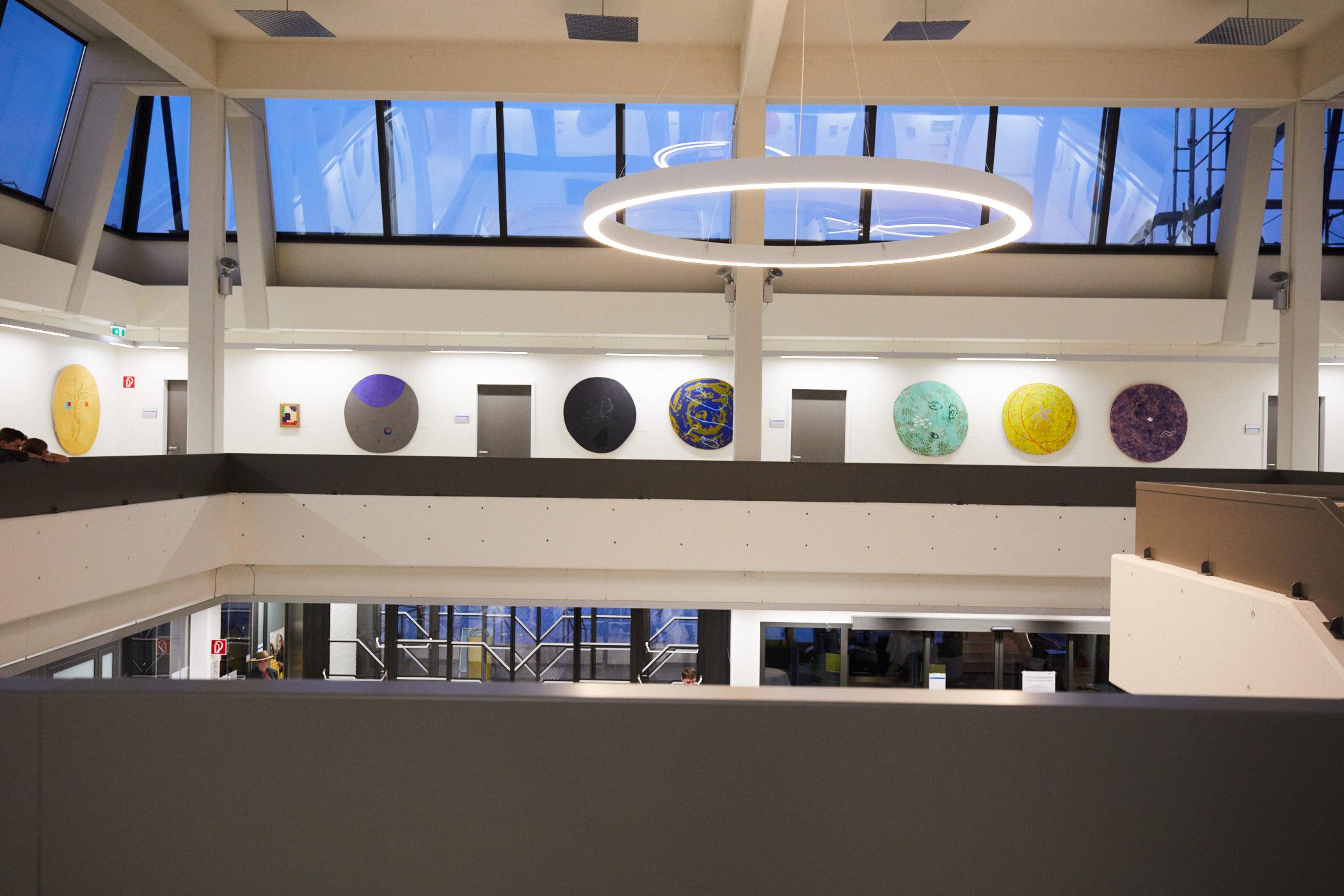 Ausstellung Johanes Zechner Tilly Lab Circle in der Großen Galerie | Foto aau/Johannes Puch