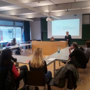 Schule trifft Universität - Fortbildung für ItalienischlehrerInnen