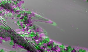 Inverse compositional Algorithmus für UAV pose estimation | Foto: Magnus Offermanns
