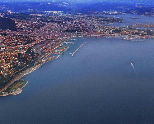 sterle trieste panoramiche | Foto: Il Piccolo/Triest