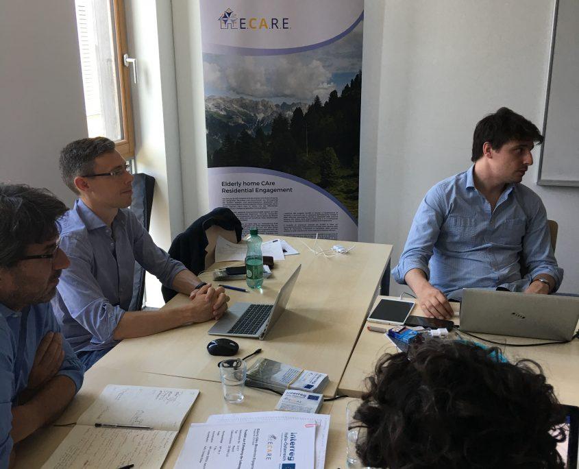 Meeting E.CA.R.E., photo: Rondo-Brovetto P.