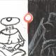 """""""Mijah Rokee"""" von Philip Molter nach einem Screenshot in Dark Souls 3 von Felix Schniz."""