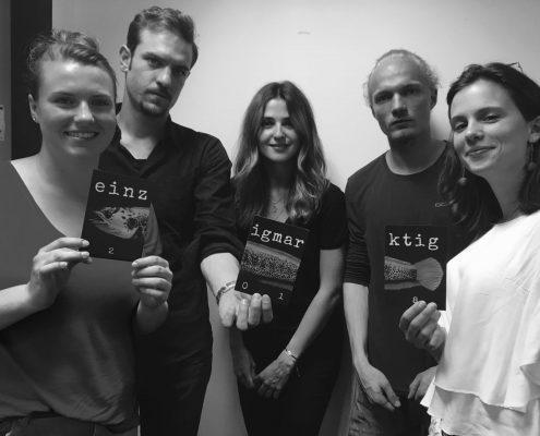 David, Daniel, Lucia, Sarah und Johanna von einzigMARKTig | Foto: privat
