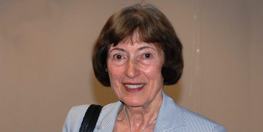 Ehrenbürgerin Melitta Mew